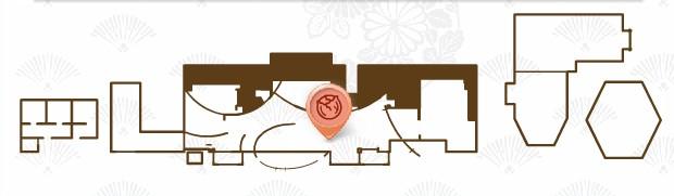 農産物直売コーナー 位置図