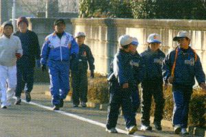 市民歩け歩け大会 写真2