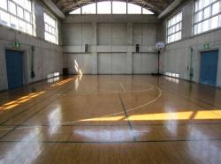 ホーム体育館