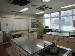 ホーム調理室