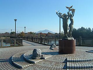 砂沼大橋 写真2