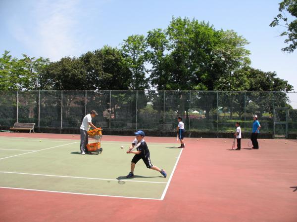 テニス教室3
