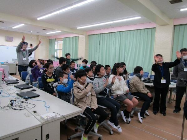 高道祖小学校