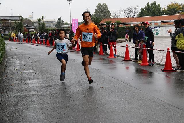 H27砂沼マラソン大会2