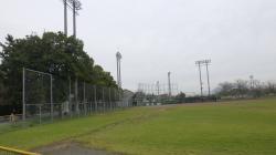 運動公園改修前