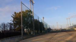 運動公園改修後