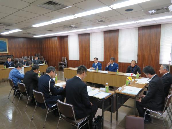 実行委員会 第2回輸送交通専門委員会1