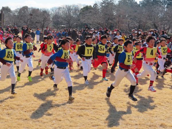 駅伝・マラソン大会(4)