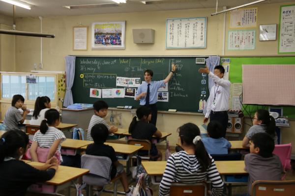 英語授業2