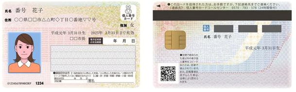 個人番号カード2