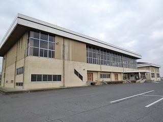 施設:千代川体育館