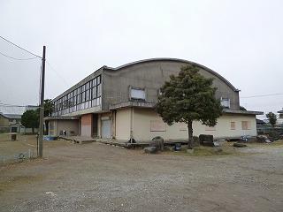 施設:千代川第2体育館
