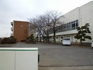 施設:高道祖小学校
