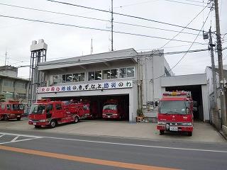 施設:下妻消防署
