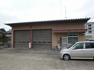 施設:下妻消防署高道祖出張所