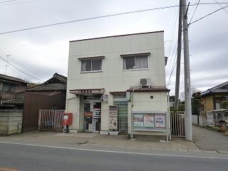施設:上妻郵便局