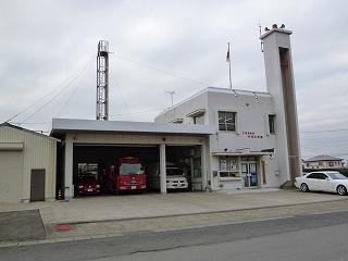 施設:下妻消防署千代川分署