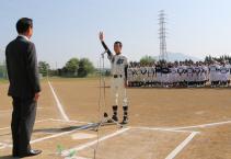 県南県西地域の中学51チームが熱戦「第72回為桜野球大会」開幕