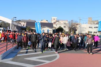 第47回新春歩け歩け大会