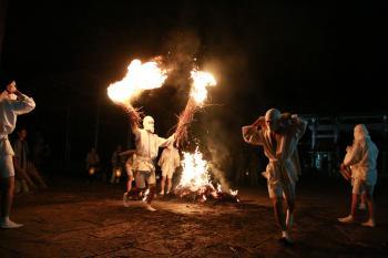 大宝八幡宮・タバンカ祭