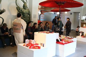 下妻市ふるさと博物館企画展「第7回ひなに魅せられて」開催