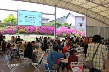 「春の女子会~花とスイーツ~」が開催されました