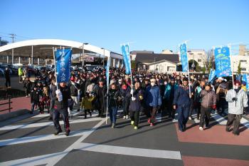 第49回新春歩け歩け大会